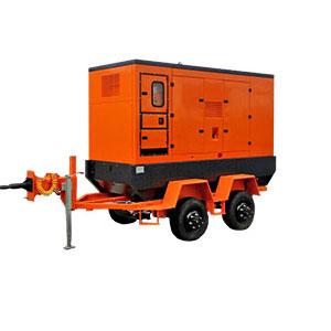 Прицепы для электростанций и технологического оборудования