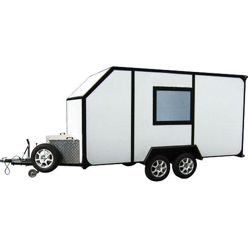 Фургон, кемпер, киоск, мобильный офис